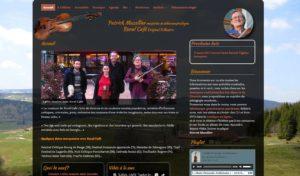 Création du site internet Rural Café par Internet Vallon