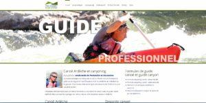 Yves Moquet - Guide rivière en Ardèche