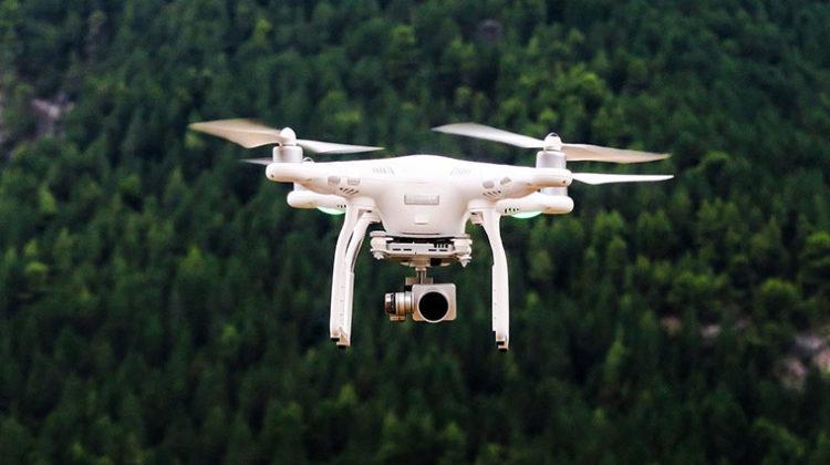 Drone Vallontourisme